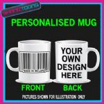 MADE IN IRELAND BARCODE FUNNY COFFEE MUG GREAT GIFT